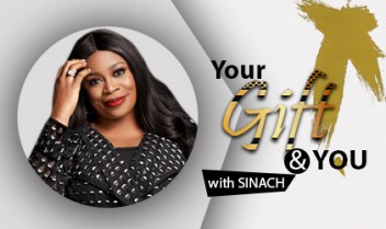 YOUR GIFT AND YOU WITH SINACH