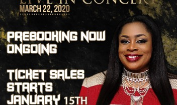 SINACH LIVE IN CONCERT 2020